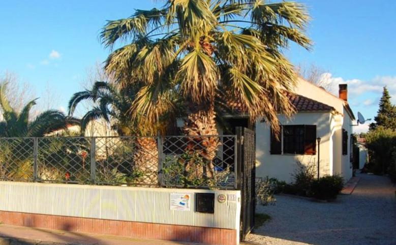 Casa las palmeras riumar riumar - La casa de las palmeras ...